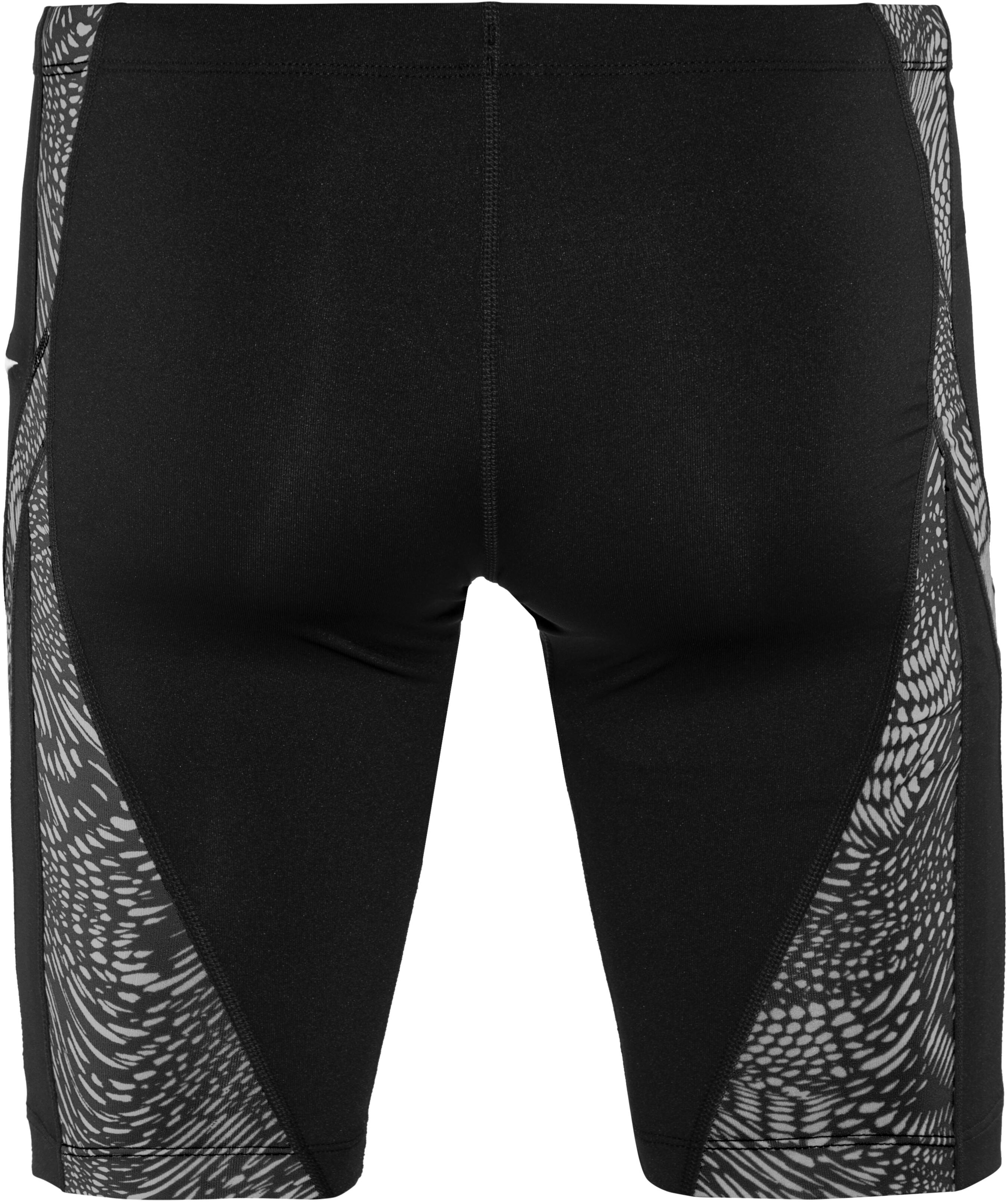 Nike Swim Geo Alloy Badbyxor Herr grå svart - till fenomenalt pris ... 50b65c5b08bf9